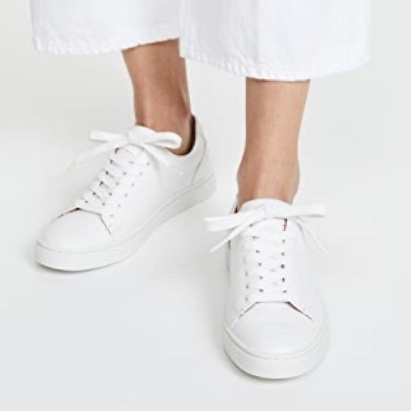 Frye Shoes | Frye Ivy Low Lace White